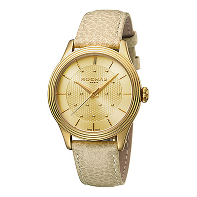 ساعت مچی زنانه اصل | برند روشاس | مدل RP1L013L0011