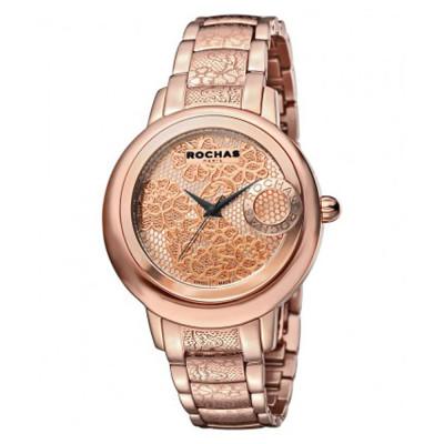 ساعت مچی زنانه اصل | برند روشاس | مدل RP1L014M0071