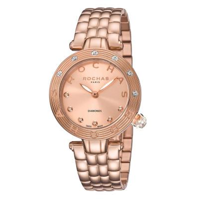 ساعت مچی زنانه اصل | برند روشاس | مدل RP2L002M0081