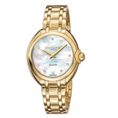 ساعت مچی زنانه اصل | برند روشاس | مدل RP2L006M0061