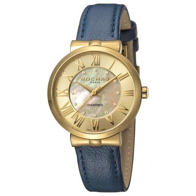 ساعت مچی زنانه اصل | برند روشاس | مدل RP2L009L0011