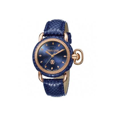 ساعت مچی زنانه اصل | برند ربرتوکاوالی | مدل  RV1L017L0081