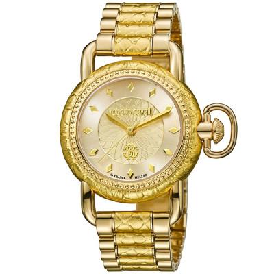ساعت مچی زنانه اصل | برند ربرتوکاوالی | مدل  RV1L017M0121