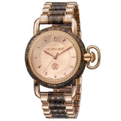 ساعت مچی زنانه اصل | برند ربرتوکاوالی | مدل  RV1L017M0141