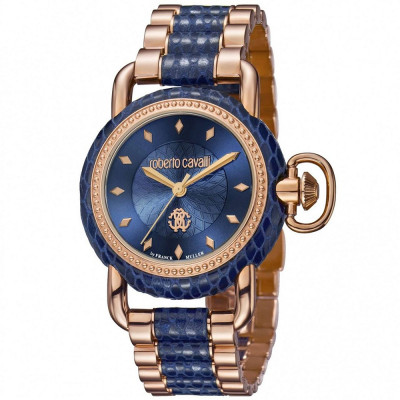 ساعت مچی زنانه اصل | برند ربرتوکاوالی | مدل  RV1L017M0151