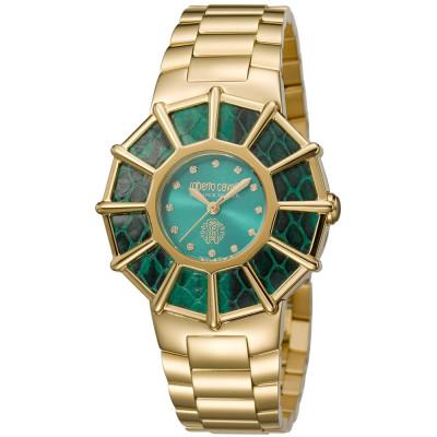 ساعت مچی زنانه اصل | برند ربرتوکاوالی | مدل  RV2L009M0121