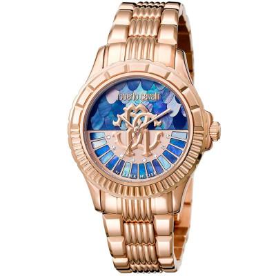 ساعت مچی زنانه اصل | برند ربرتوکاوالی | مدل  RV2L014M0091