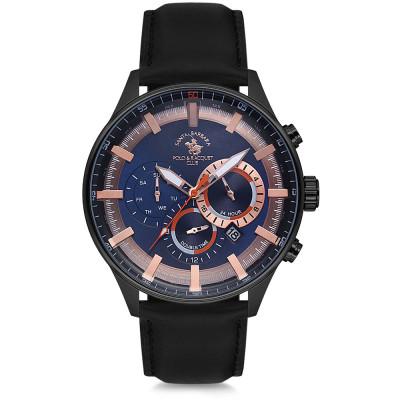 ساعت مچی مردانه اصل | برند سانتا باربارا | مدل sb.12.1018.7