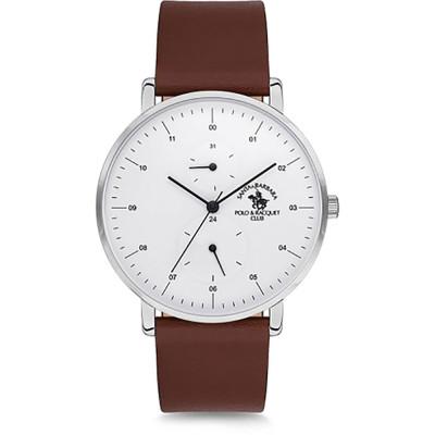 ساعت مچی مردانه اصل | برند سانتا باربارا | مدل SB.8.1123.1
