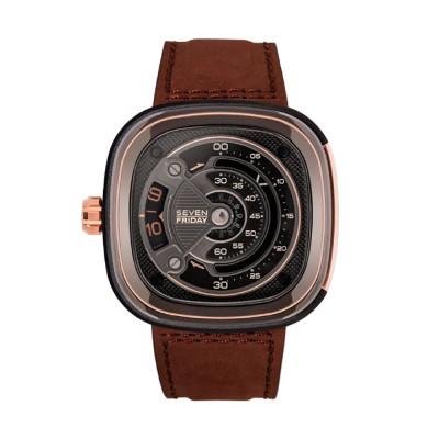ساعت مچی مردانه اصل | برند سون فرایدی | مدل SF-M2B/01