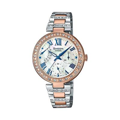 ساعت مچی زنانه اصل | برند کاسیو | مدل شین SHE-3043SPG-7AUDR