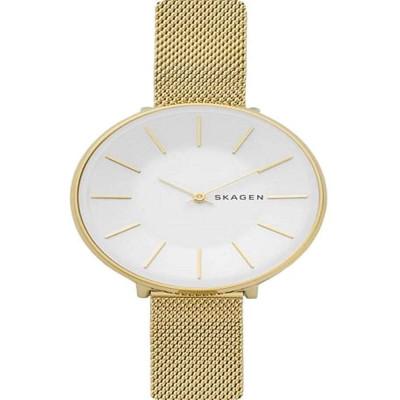 ساعت مچی زنانه اصل   برند اسکاگن   مدل SKW1104