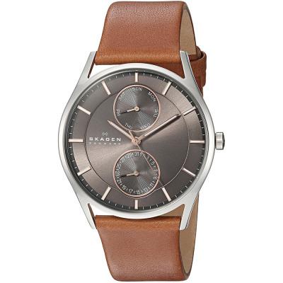 ساعت مچی مردانه اصل | برند اسکاگن | مدل SKW6086