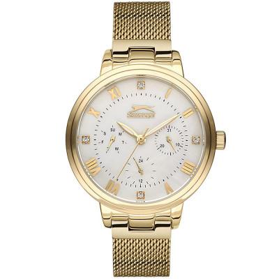 ساعت مچی زنانه اصل | برند اسلازنجر | مدل SL.09.6185.4.05
