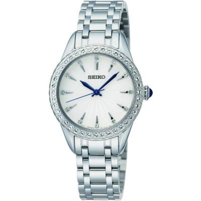 ساعت مچی زنانه اصل   برند سیکو   مدل SRZ385P1