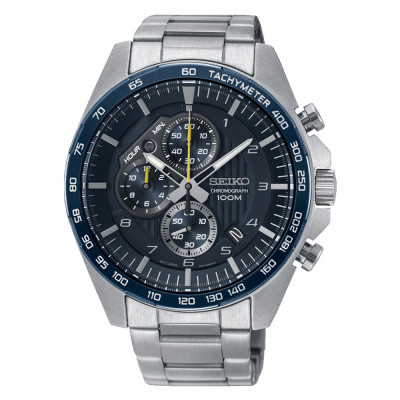 ساعت مچی مردانه اصل | برند سیکو | مدل SSB321P1