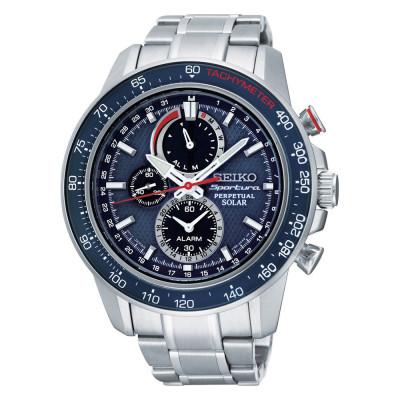 ساعت مچی مردانه اصل | برند سیکو | مدل SSC355P1