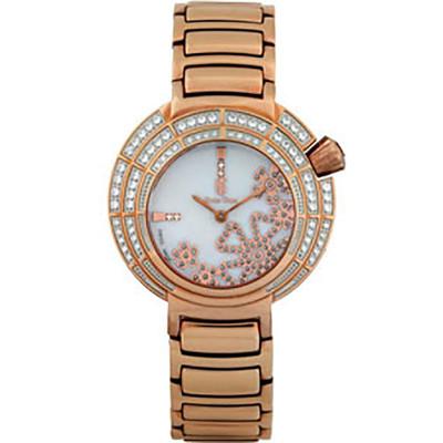 ساعت مچی زنانه اصل |برند سوئیس تایم | مدل ST-241-RG/Wh