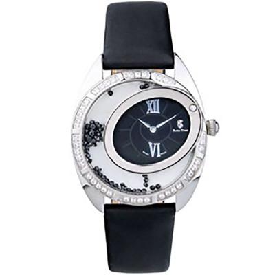 ساعت مچی زنانه اصل  برند سوئیس تایم   مدل ST-271-SSBlk/Bl