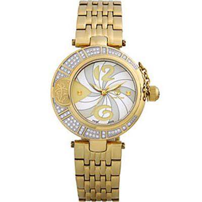 ساعت مچی زنانه اصل |برند سوئیس تایم | مدل ST-551-GP/Wh