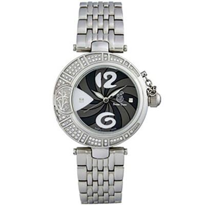 ساعت مچی زنانه اصل |برند سوئیس تایم | مدل ST-551-SS/Bl