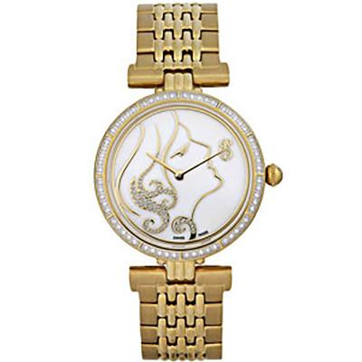 ساعت مچی زنانه اصل |برند سوئیس تایم | مدل ST-571-GP