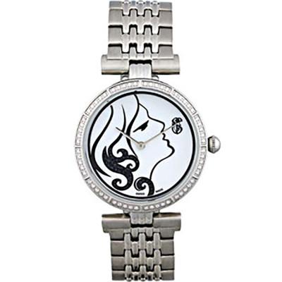 ساعت مچی زنانه اصل |برند سوئیس تایم | مدل ST-571-SS