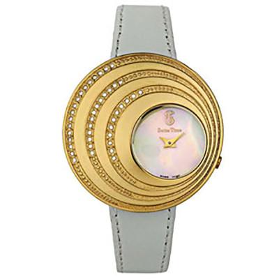 ساعت مچی زنانه اصل |برند سوئیس تایم | مدل ST-715-GP