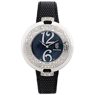 ساعت مچی زنانه اصل  برند سوئیس تایم   مدل ST-725-SSBlk/Bl