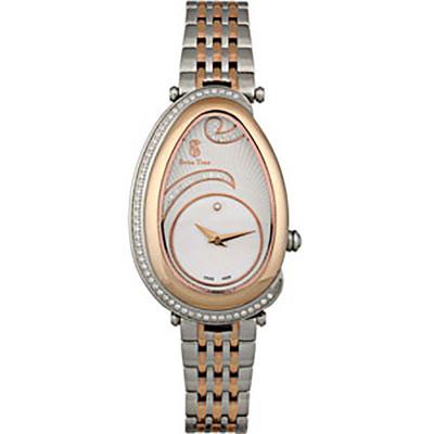 ساعت مچی زنانه اصل |برند سوئیس تایم | مدل ST-760-TT RG