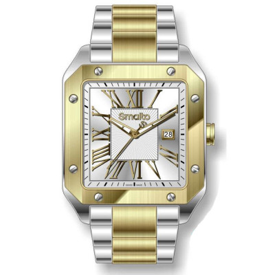 ساعت مچی مردانه اصل | برند اسمالتو | مدل ST1G105M0081