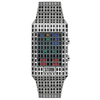 ساعت مچی مردانه اصل | برند استورم | مدل ST4670/BK