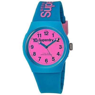 ساعت مچی دخترانه اصل | برند سوپر درای | مدل SYG164AUP