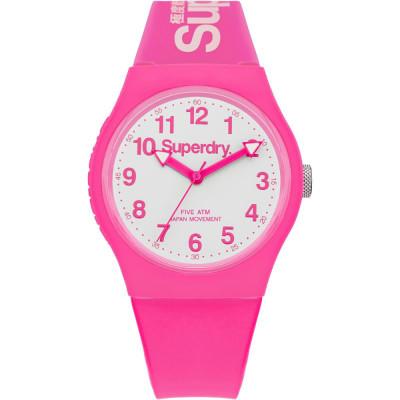 ساعت مچی دخترانه اصل | برند سوپر درای | مدل SYG164PW