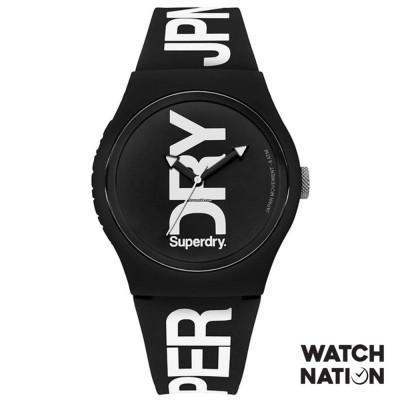 ساعت مچی اصل | برند سوپر درای | مدل SYG189BW