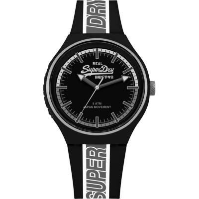 ساعت مچی اصل   برند سوپر درای   مدل SYG238BW