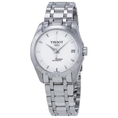ساعت مچی زنانه اصل | برند تیسوت | مدل T035.207.11.011.00