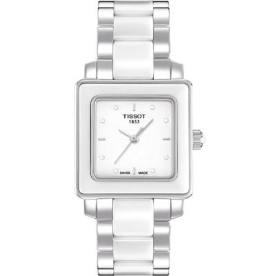 ساعت مچی زنانه اصل | برند تیسوت | مدل T064.310.22.016.00