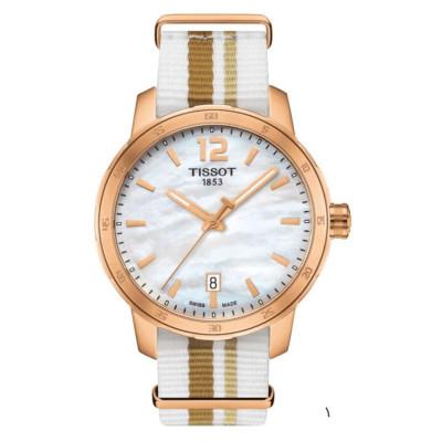 ساعت مچی زنانه اصل | برند تیسوت | مدل T095.410.37.117.00