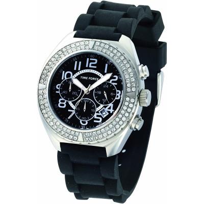 ساعت مچی زنانه اصل | برند تایم فورس | مدل TF3033L01