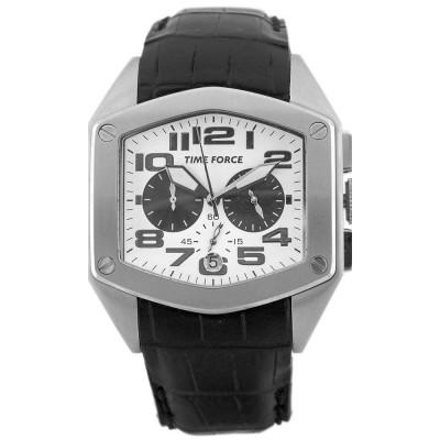 ساعت مچی مردانه اصل | برند تایم فورس | مدل TF3090M02