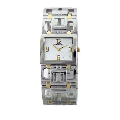 ساعت مچی زنانه اصل | برند تایم فورس | مدل TF3215L09M