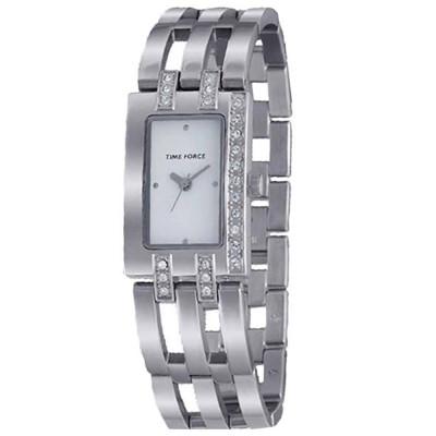 ساعت مچی زنانه اصل | برند تایم فورس | مدل TF3220L02M