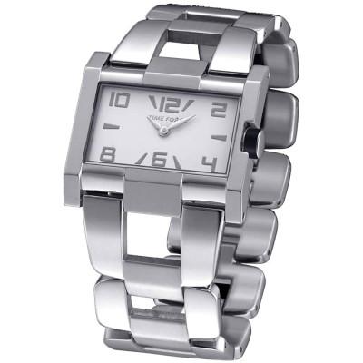 ساعت مچی زنانه اصل | برند تایم فورس | مدل TF4033L02M