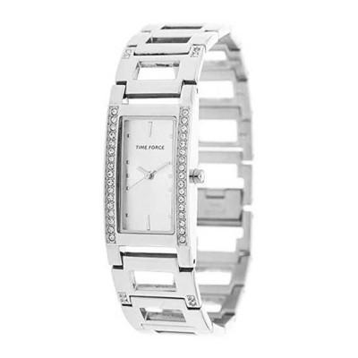 ساعت مچی زنانه اصل | برند تایم فورس | مدل TF4081L02M
