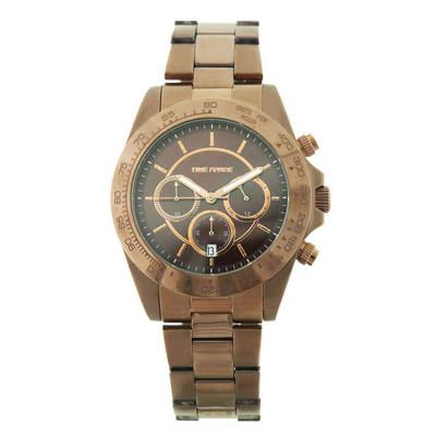 ساعت مچی مردانه اصل | برند تایم فورس | مدل TF4192L14M