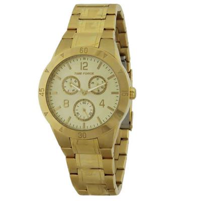 ساعت مچی مردانه اصل | برند تایم فورس | مدل TF4196L09M