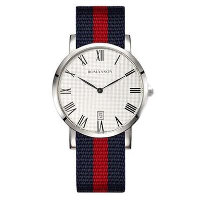 ساعت مچی زنانه اصل | برند رومانسون | مدل TL3252UU1WAS5B