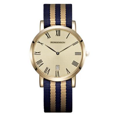 ساعت مچی زنانه اصل | برند رومانسون | مدل TL3252UU2GA85B