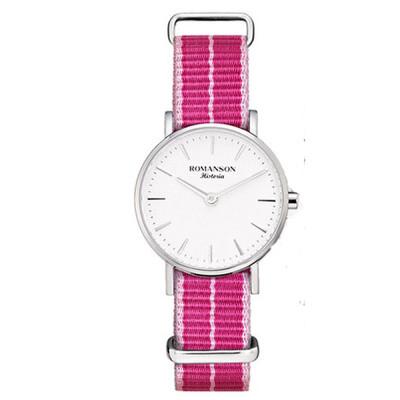 ساعت مچی زنانه اصل | برند رومانسون | مدل TL6A30LLLWASC1